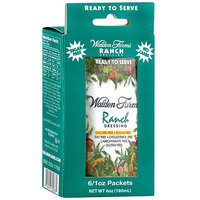 Walden Farms Calorie-Free Ranch Dressing, 6 oz (Pack of 12)