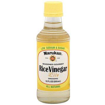 Marukan Lite Rice Vinegar, 12 oz (Pack of 6)