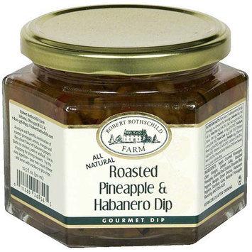 Robert Rothschild Farm Roasted Pineapple & Habanero Gourmet Dip, 10.5 oz (Pack of 6)