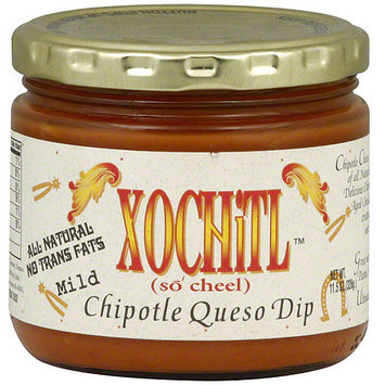 Xochitl Mild Chipotle Queso Dip, 11.5 oz (Pack of 12)