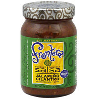 Frontera Gourmet Mexican Jalapeno Cilantro Salsa, 16 oz (Pack of 6)