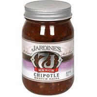 Jardines Jardine's 7J Ranch Medium Chipotle Salsa, 16 oz (Pack of 6)