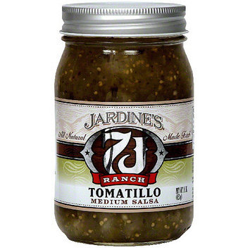 Jardines Jardine's 7J Ranch Tomatillo Salsa, 16 oz (Pack of 6)