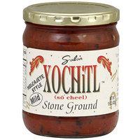 Xochitl Stone Ground Mild Salsa, 15 oz (Pack of 6)