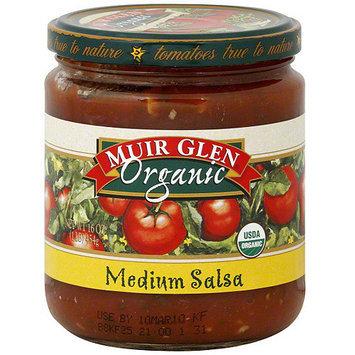 Muir Glen Medium Salsa, 16 oz (Pack of 6)