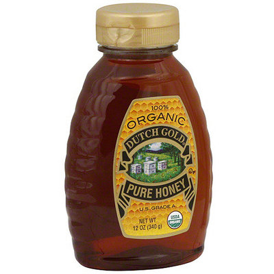 Dutch Gold Pure Honey, 12 oz (Pack of 6)