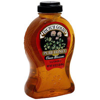 Dutch Gold Pure Honey From Clover Blossoms, 16 oz (Pack of 6)