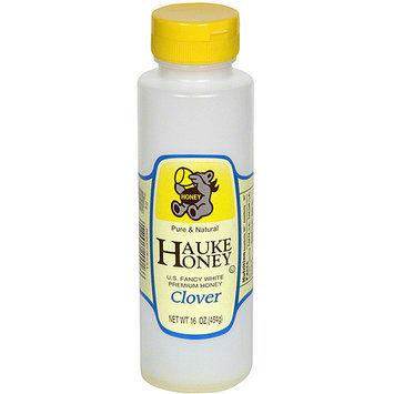 Hauke Honey Clover Honey, 16 oz (Pack of 12)