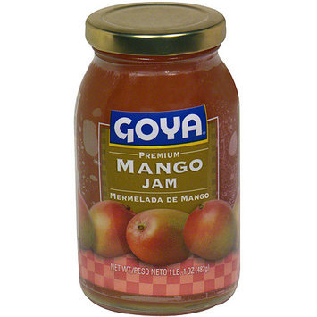 Goya Mango Jam, 17 oz (Pack of 12)