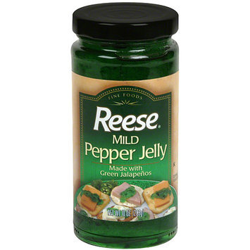 Reese Mild Pepper Jelly, 10 oz (Pack of 6)