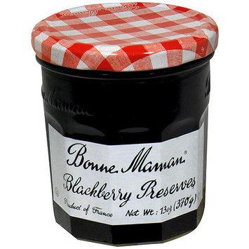 Bonne Maman Blackberry Preserves, 13 oz (Pack of 6)