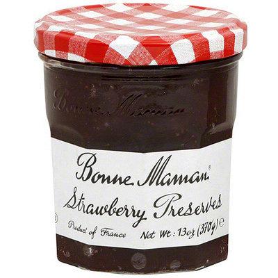 Bonne Maman Strawberry Preserves, 13 oz (Pack of 6)