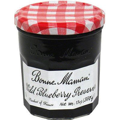 Bonne Maman Wild Blueberry Preserves, 13 oz (Pack of 6)