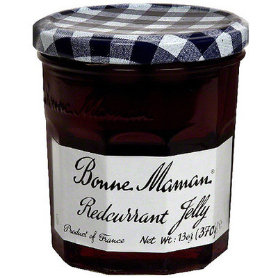Bonne Maman Red Currant Jelly, 13 oz (Pack of 6)