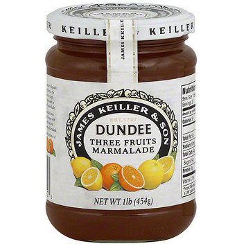 James Keller & Son James Keiller & Son Three Fruits Marmalade, 16 oz (Pack of 6)