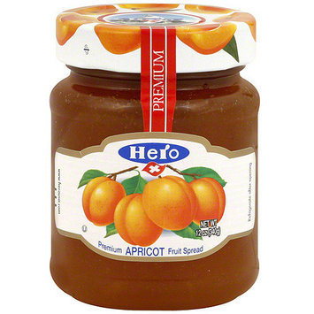 Hero Apricot Fruit Spread, 12 oz (Pack of 8)