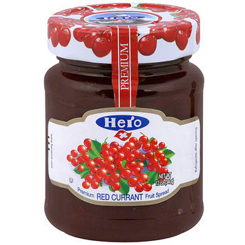 Hero Red Currant Preserves, 12 oz (Pack of 8)