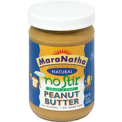 Maranatha Creamy Peanut Butter, 16 oz (Pack of 12)