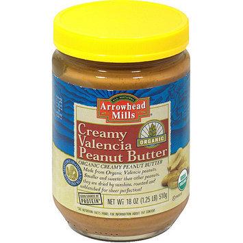 Arrowhead Mills Creamy Peanut Butter, 16 oz (Pack of 12)