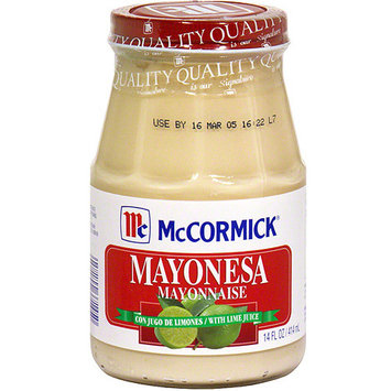 Mccormick Mayonnaise, 14 oz. (Pack of 12)