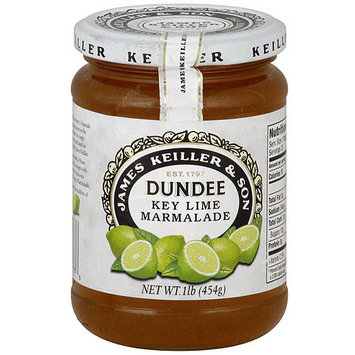James Keiller & Son Dundee Key Lime Marmalade, 16 oz (Pack of 6)