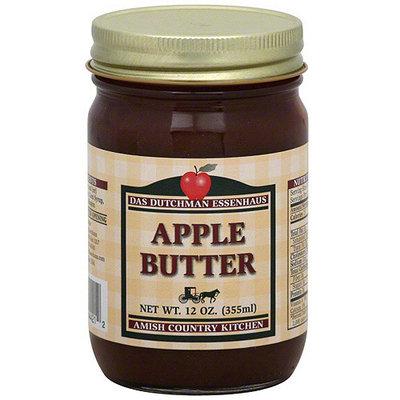 Das Dutchman Essenhaus Apple Butter, 12 oz (Pack of 12)