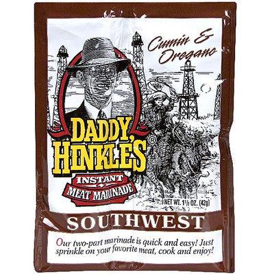 Daddy Hinkle's Southwest Cumin & Oregano Meat Marinade, 1.5 oz (Pack of 24)