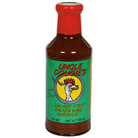 Uncle Dougie's Chicago Style Chicken Wing Marinade, 18 oz (Pack of 12)