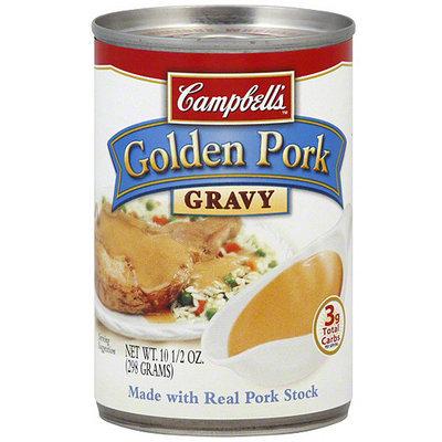 Campbell's Golden Pork Gravy, 10.5 oz (Pack of 24)