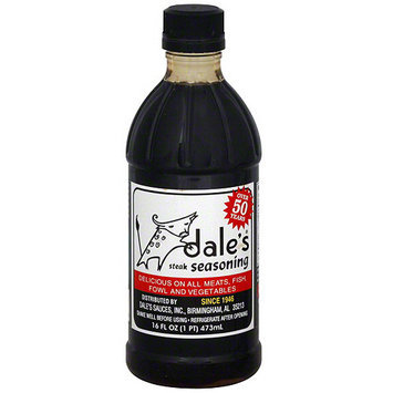 Dales Dale's Steak Seasoning, 16FO (Pack of 6)