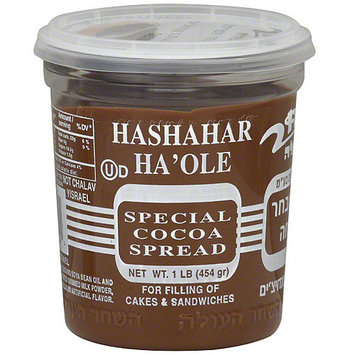 Hashachar Ha'ole Special Cocoa Spread, 16 oz (Pack of 24)