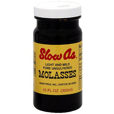 Slow As Light & Mild Molasses, 11FO (Pack of 6)