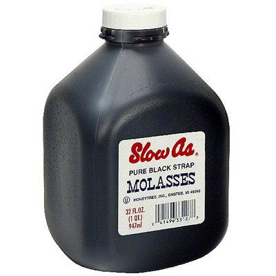 Slow As Blackstrap Molasses, 32 oz (Pack of 6)