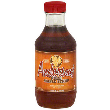 Andersons Anderson's Pure Maple Syrup, 16 oz (Pack of 6)