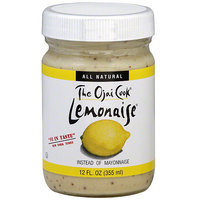 The Ojai Cook Spicy Citrus Mayonnaise, 12 oz (Pack of 6)
