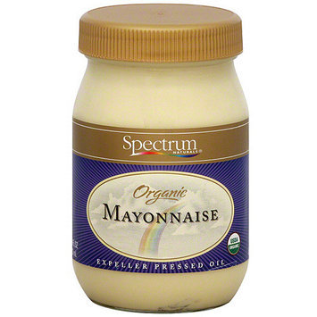 Spectrum Natural Organic 16 Oz Mayonnaise, 16 oz (Pack of 6)