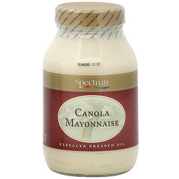 Spectrum Canola Mayonnaise, 32 oz (Pack of 6)