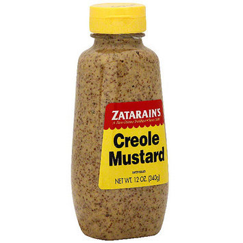 Zatarain's Creole Mustard, 12 oz (Pack of 6)