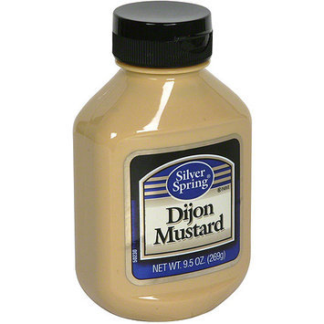 Silver Spring Dijon Mustard, 9.5 oz (Pack of 9)