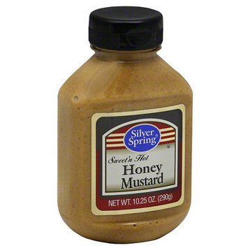 Silver Spring Honey Mustard, 9.5 oz (Pack of 9)