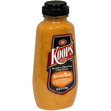 Koop's Koops' Arizona Heat Mustard, 12 oz (Pack of 12)