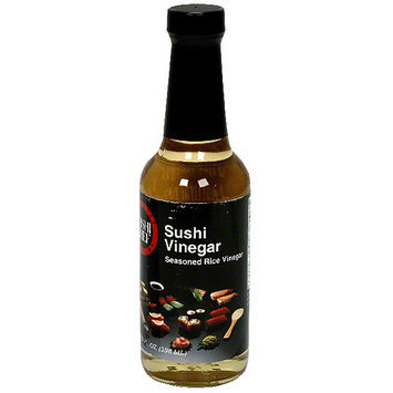 Sushi Chef Seasoned Rice Vinegar, 10 oz (Pack of 6)