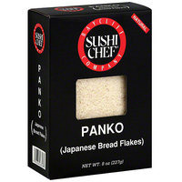 Sushi Chef Natural Japanese Bread Flakes, 8 oz (Pack of 6)