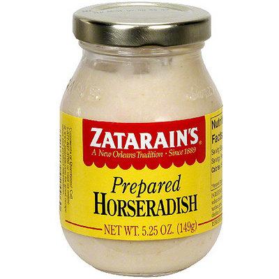 Zatarain's Prepared Horseradish, 5.25 oz (Pack of 12)