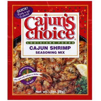 Cajun Choice Cajun's Choice Cajun Shrimp Seasoning, 0.3 oz (Pack of 12)