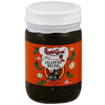 Ragin Cajun Ragin' Cajun Spicy Sweet Jalapeno Relish, 12 oz (Pack of 12)