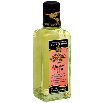 Chi-chi's International Collection Almond Oil, 8.45 oz (Pack of 6)