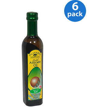 La Feria Olivado Gold Avocado Oil, 250ML (Pack of 6)