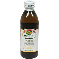 Monini Granfruttato Extra Virgin Olive Oil, 16.9 oz (Pack of 12)