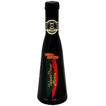 Monari Federzoni Balsamic Vinegar, 8.5 oz (Pack of 6)
